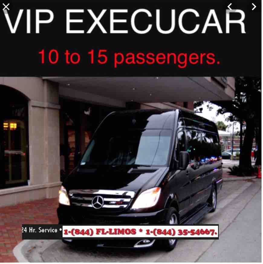 I love Miami Limousine service