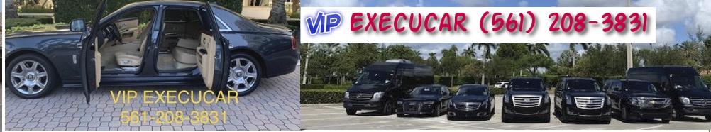 Rolls Royce Limo-Cadillac Escalade SUV Limousines Boca Raton FL