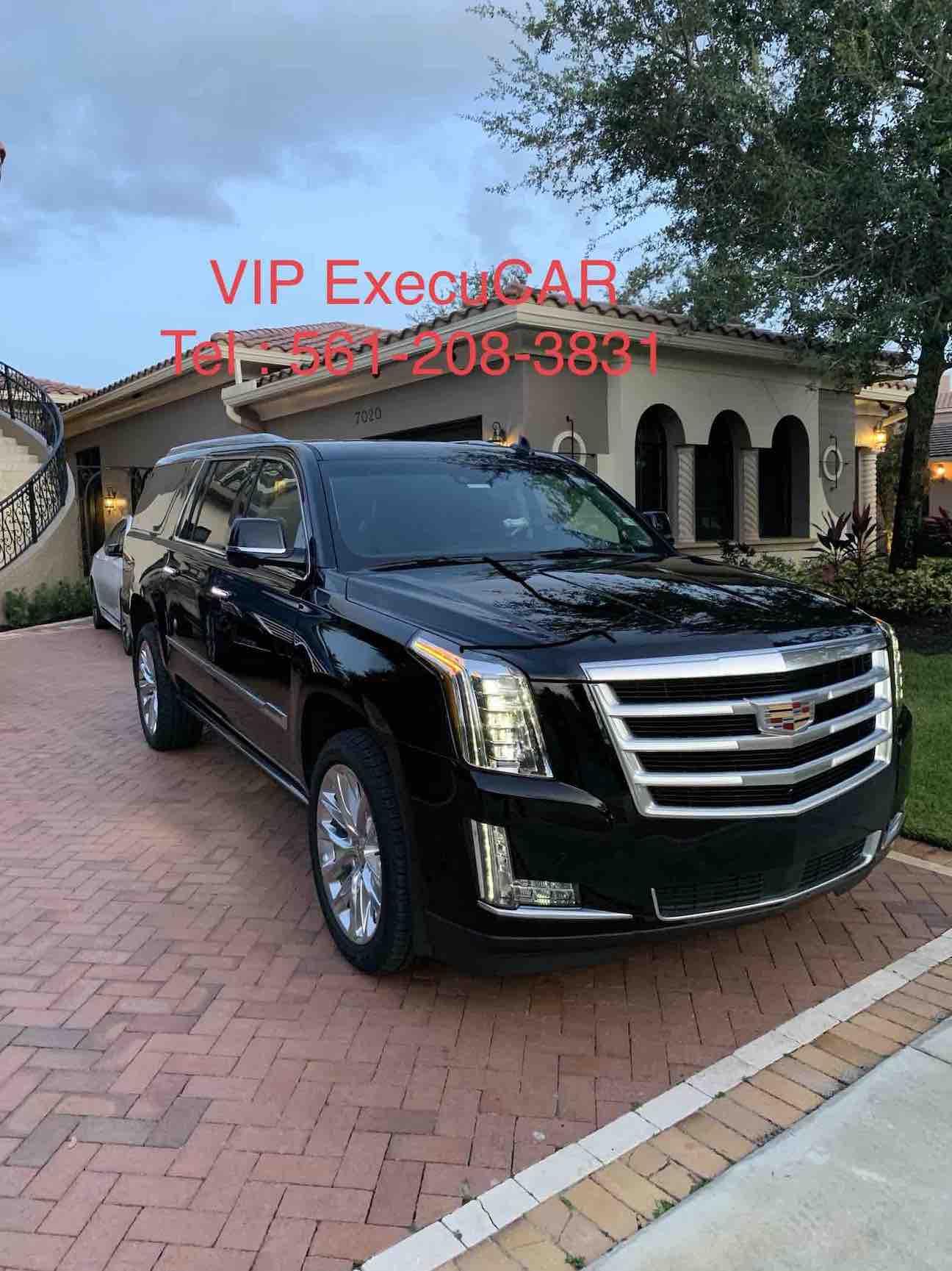 Parkland Luxury SUV Cadillac Limo
