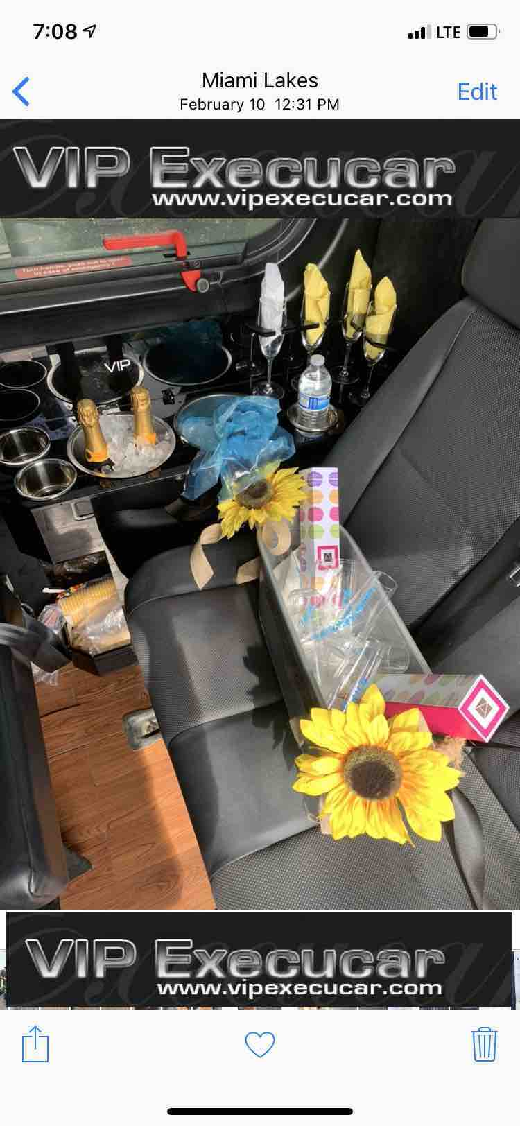 Airport Limousine Service in South Florida