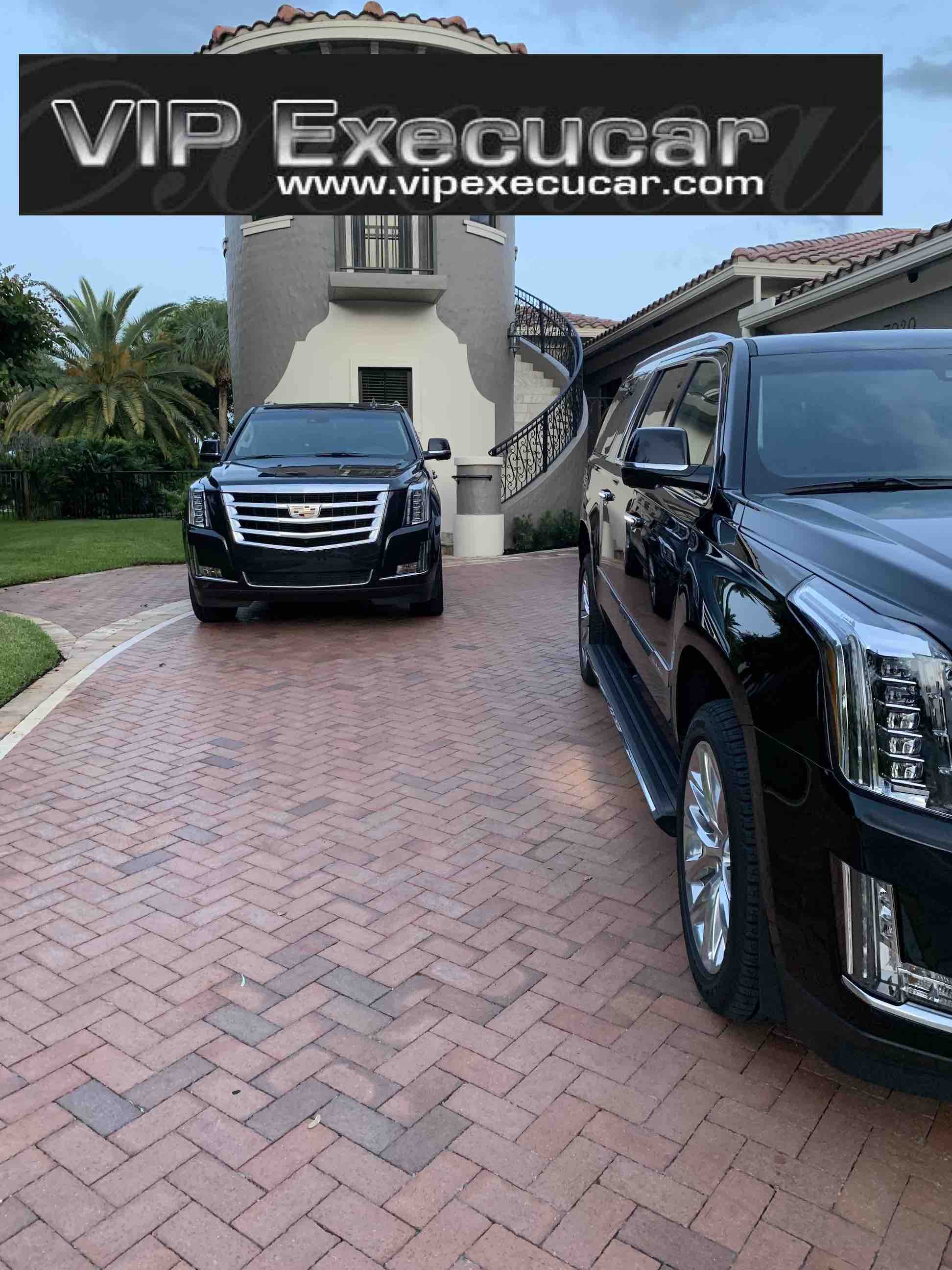 Luxury Cadillac Limo Vero Beach