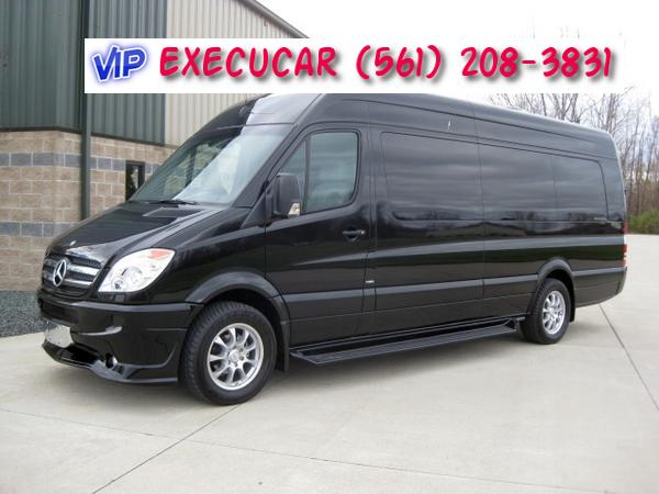 Miami Van Limo service ONLINE RESERVATION!